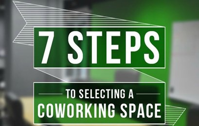 7 Steps To Select a Co-working Space