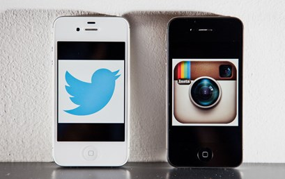 What Do Twitter and Instagram Algorithmic Feeds Mean for Startups?