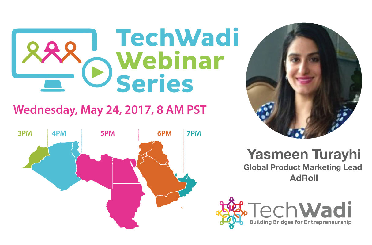 Tech Wadi Webinar - Introduction to Product Marketing